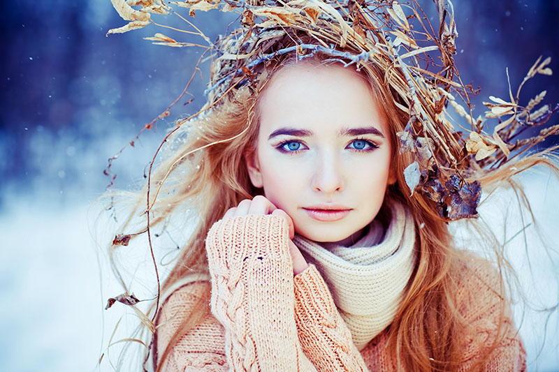 Zimi je koži potrebna dodatna njega - zaštiti je uz pomoć prirodne kozmetike