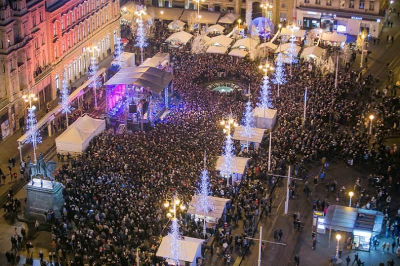 Velikim koncertom Želim život obilježeno 10 godina Zaklade Ana Rukavina