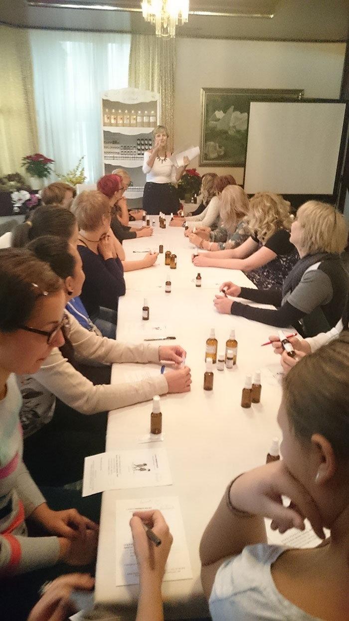 Intervju: Mara Doljak - prva dama aromaterapije