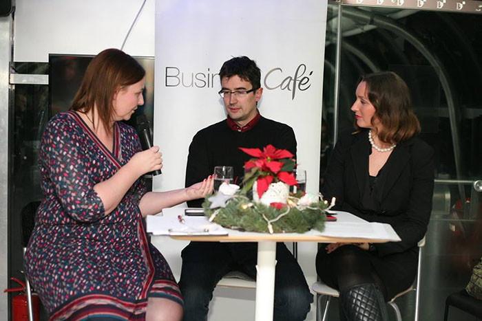 Business Cafe - kava koja povezuje na rijeci koja povezuje
