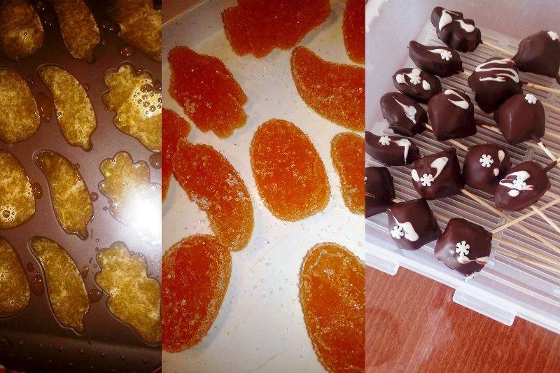 Iskoristi sezonu mandarina: napravi slasne domaće žele bombone