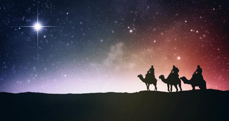 Zašto zlato, tamjan i mira?