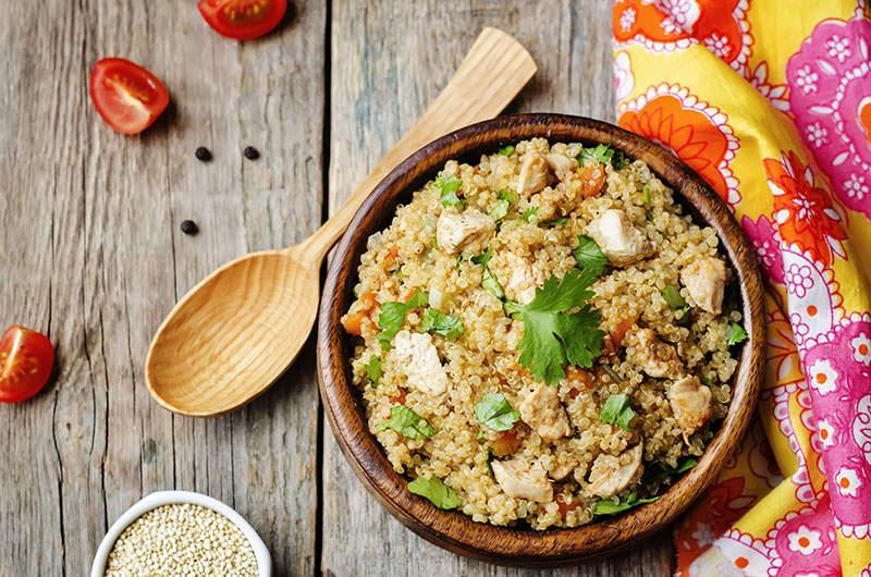 Bezglutenska supernamirnica kvinoja pomoći će tijelu da se oporavi nakon blagdana