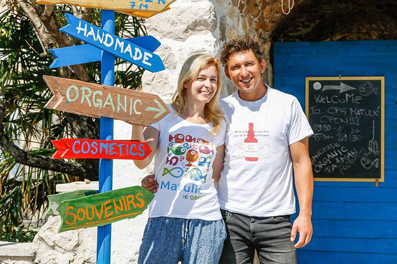 Ana i Krsto Matulić: Ljepotu i bogatstvo Pašmana pretočili smo u naše proizvode