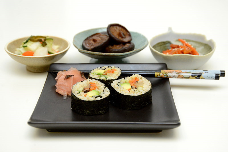 Napravite kod kuće japanski sushi