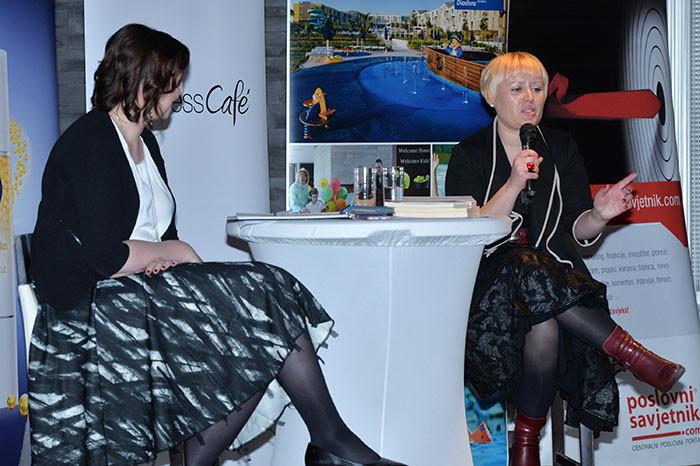 Imati petlju  - održan 31. Business Cafe u Zagrebu