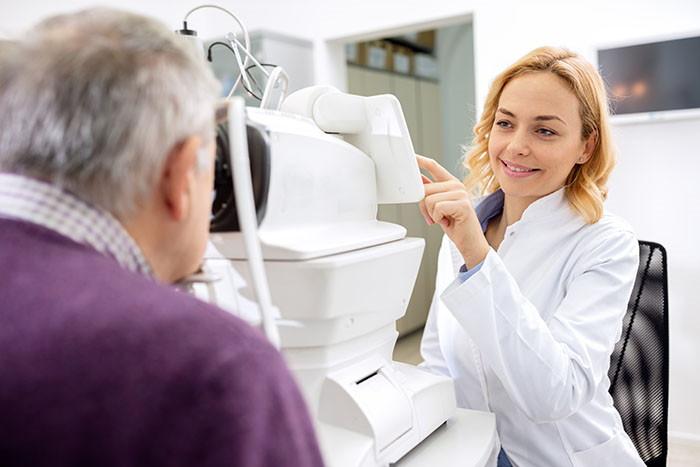 Dijagnostika glaukomske bolesti i vidno polje