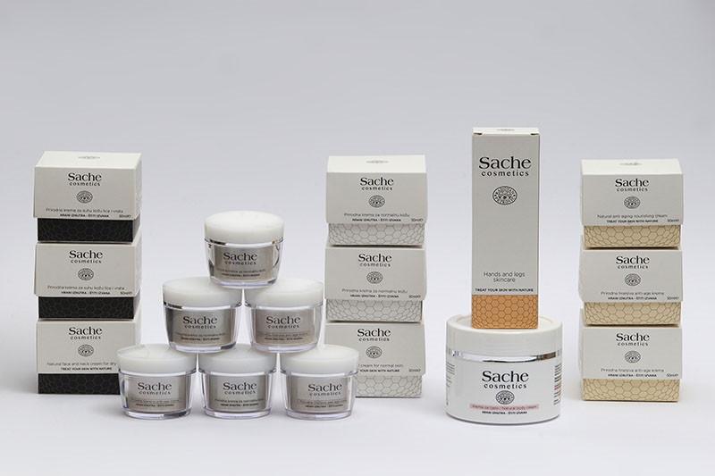 Sache kozmetika - najbolje iz košnice za njegu lica i tijela