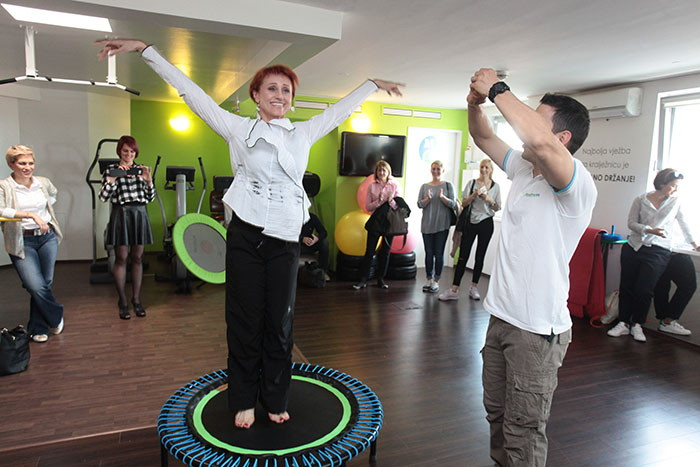 Posjeti novi zagrebački healthy hotspot