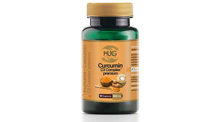 Zašto odabrati Curcumin C3 Complex Premium?