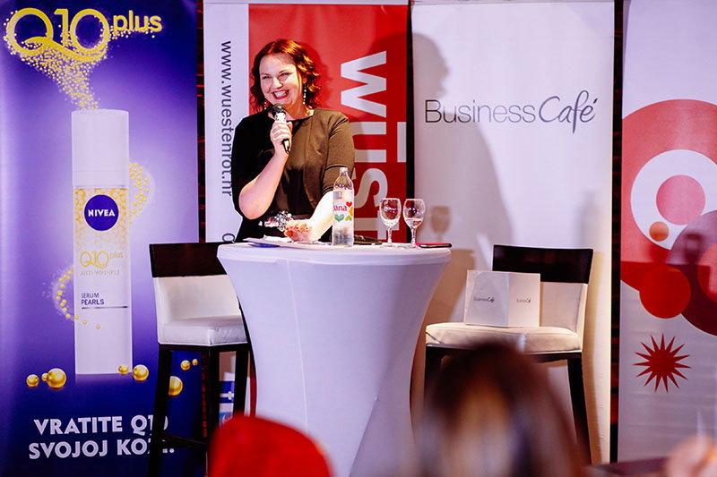 33. Business Cafe u Zagrebu - Obiteljski biznis