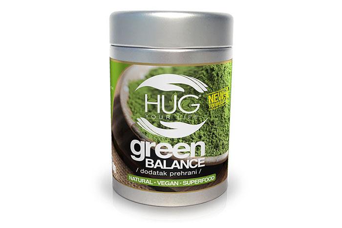 Započni dan uz zeleni alkalizirajući smoothie