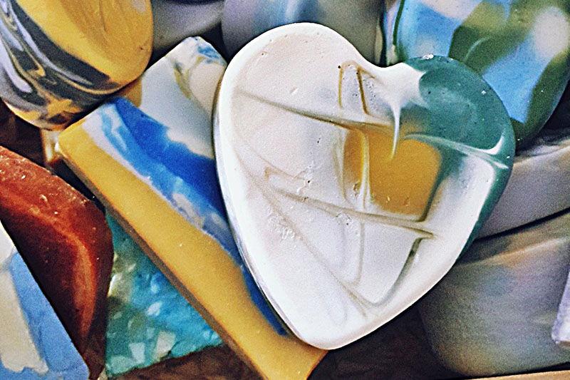 Mirisni, šareni, kreativni sapuni - naučite ih izrađivati sami