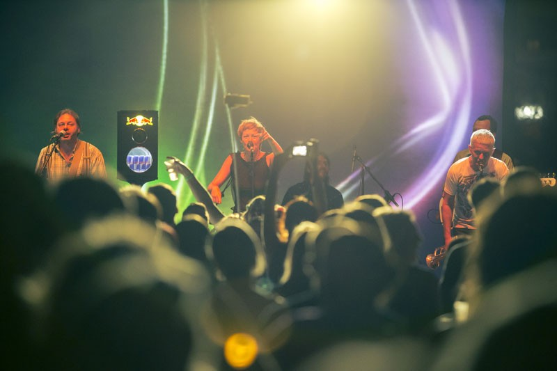 Uz neponovljive Jinxe otvoren sedmi Voi'Sa festival