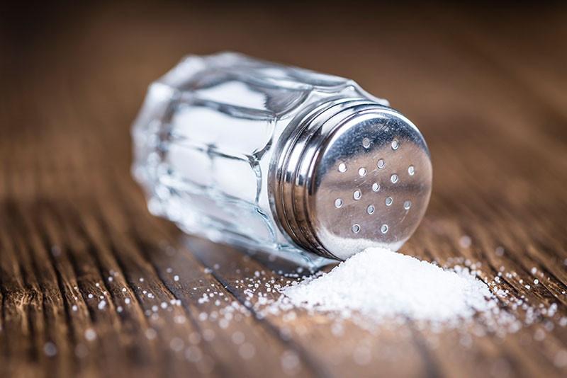 Provjeri jedeš li previše soli u jednom danu