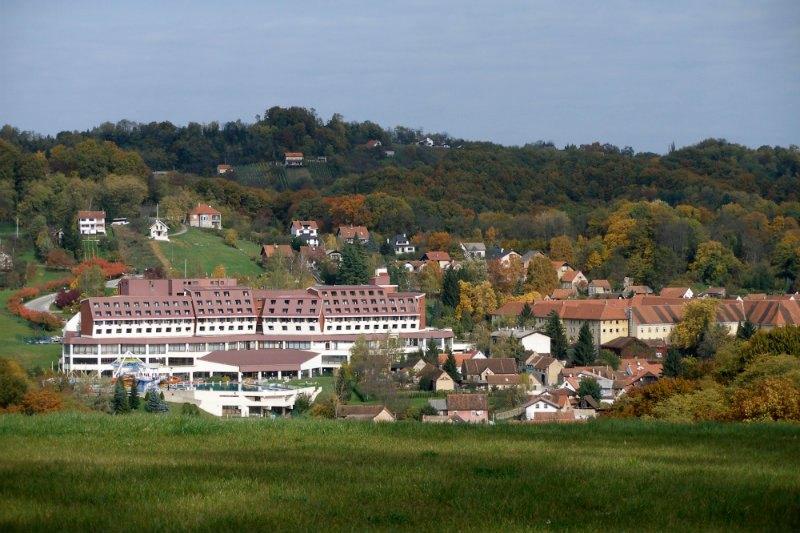 Varaždinske toplice – Specijalna bolnica u najljepšem dijelu Zagorja