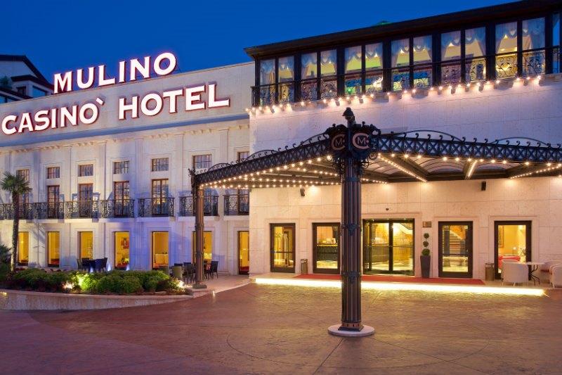 Casino Hotel Mulino: Elegantni hotel, savršeno uklopljen u tradicionalni Istarski okoliš