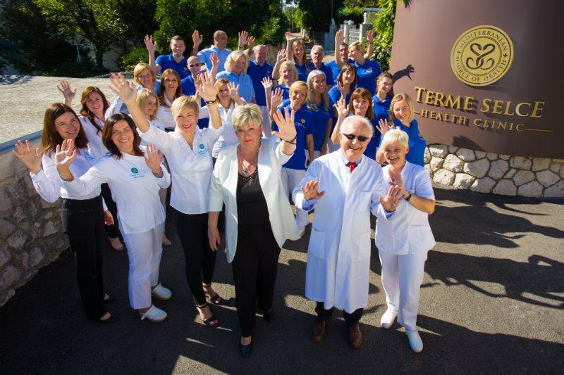 Dr. Vlasta Brozičević: U našim Termama Selce liječilo se 120 svjetski poznatih sportaša i olimpijaca