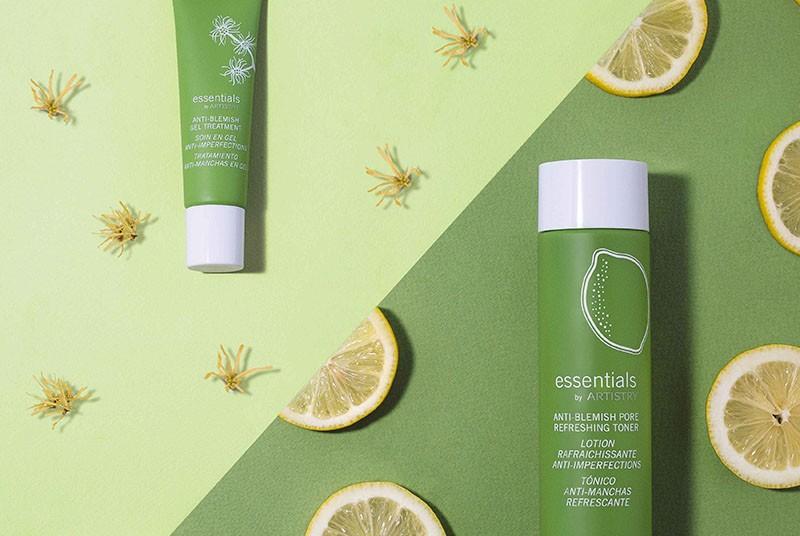 Čista koža bez akni i prištića - uz dva nova  essentials by Artistry proizvoda