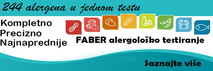 Faber test: Najpotpuniji test alergijskih bolesti ispituje čak 244 alergena