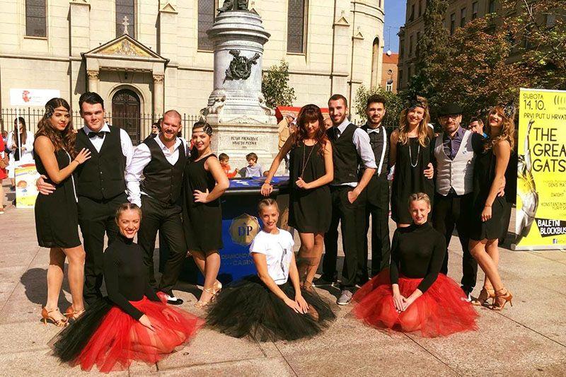 Great Gatsby plesni spektakl uskoro u Areni Zagreb
