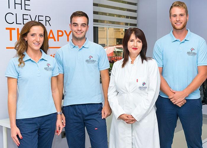 U Specijalnoj bolnici Arithera premijerno predstavljena robotska neurorehabilitacija