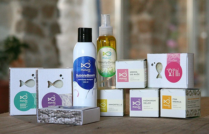 Nagrađivani proizvodi OPG-a Matulić dolaze u centar Zagreba