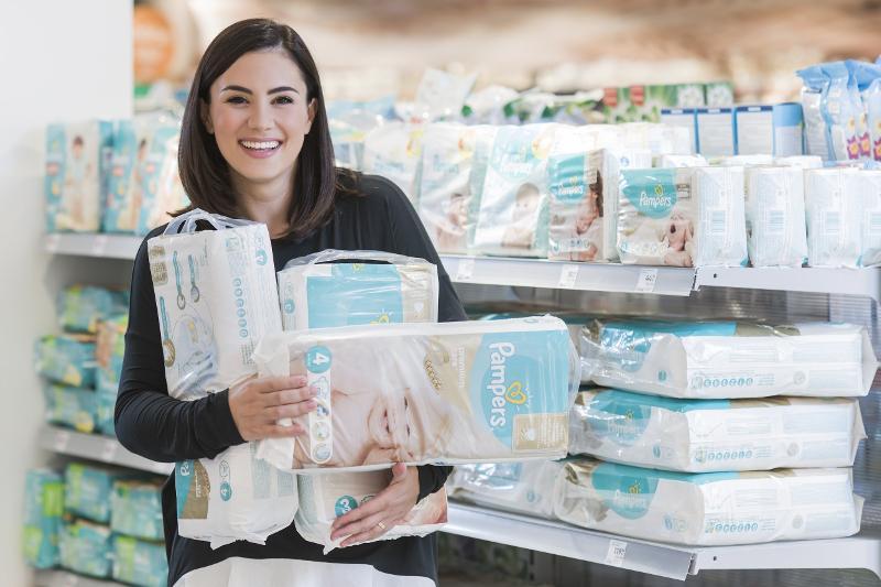 Mirna Medaković: Pampers Premium Care i A'marie brinu za mame i bebe