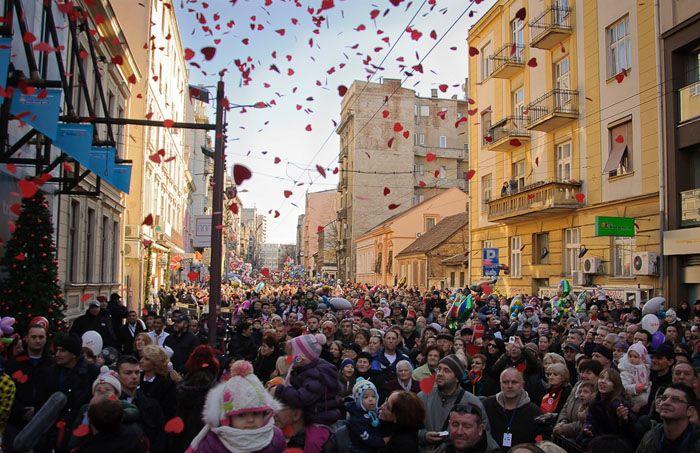 Beograd, Niš i Novi Sad - gradovi u koje se vraća