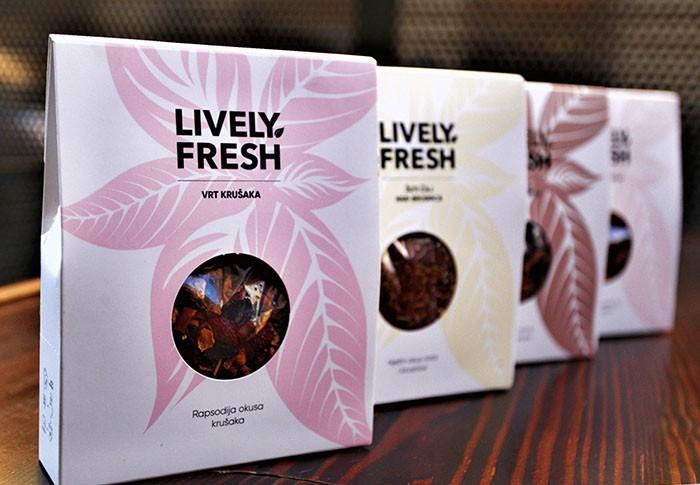 Lively Fresh čajevi - savršen blagdanski poklon