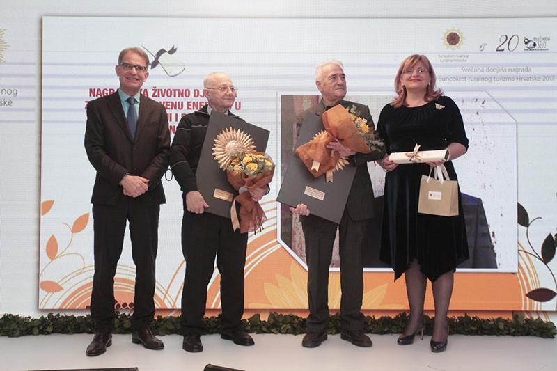 Najboljim projektima uručena nagrada Suncokret ruralnog turizma