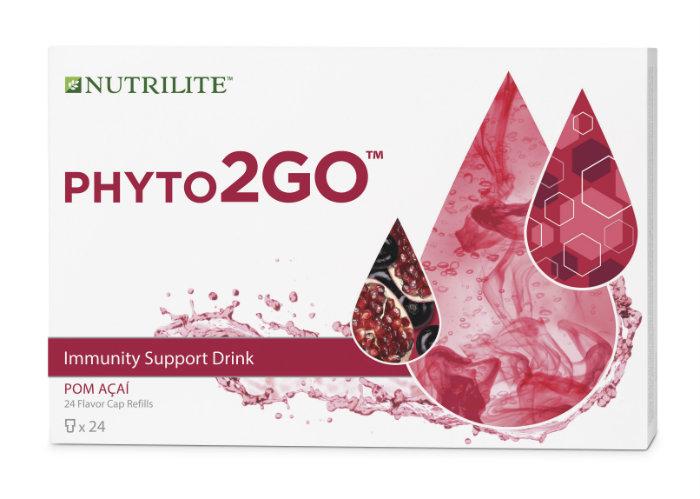 NUTRILITE Phyto2GO – napitak za imunitet bogat C vitaminom