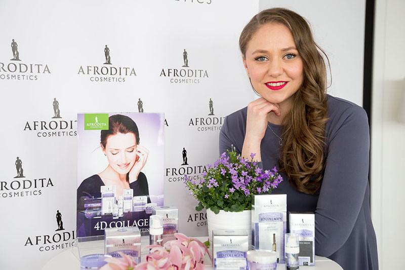 4D Collagen - preporod kože novom linijom proizvoda Kozmetike Afrodite