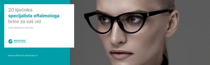 7 simptoma koji ukazuju na probleme s očima