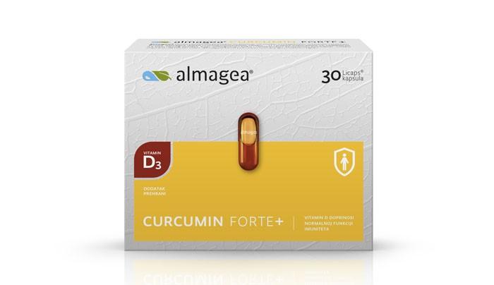 Almagea Curcumin Forte - pravo rješenje za proljetne alergije, prehladu i proljetnu depresiju