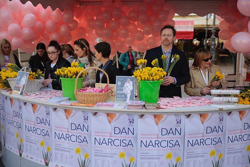 21. Dan narcisa - redoviti pregledi spašavaju živote