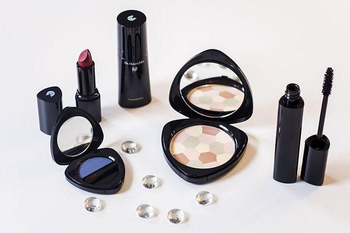 Dr. Hauschka make-up - završna nota prirodne njege