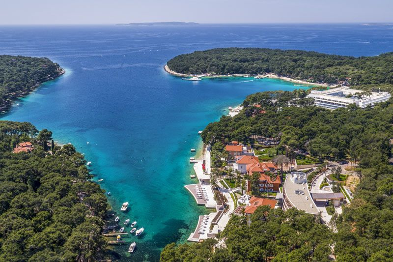 Luksuzni odmor na otoku Lošinju - uvala Čikat