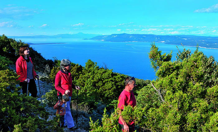 Lošinj - odmor za dušu i tijelo na otoku vitalnosti