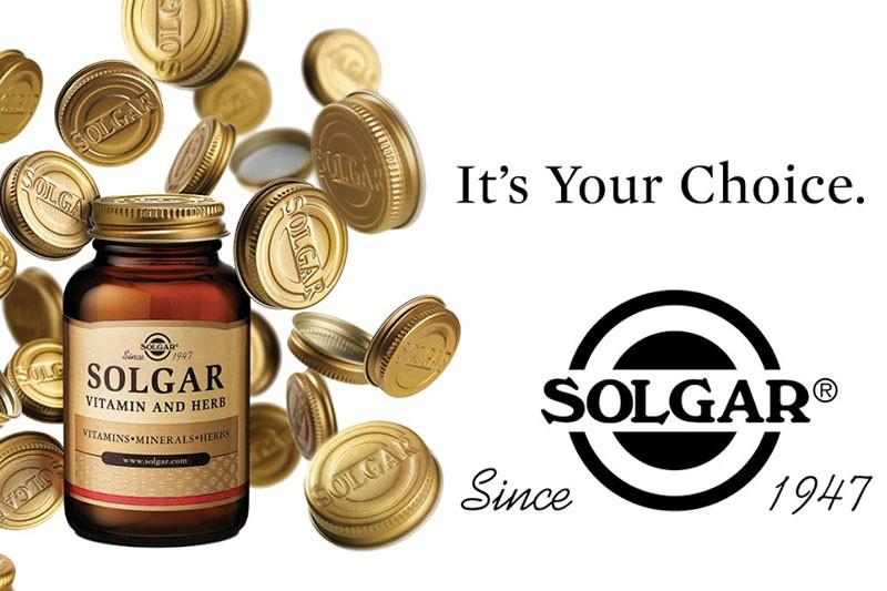 Solgar - najkvalitetniji dodaci prehrani s vama od 1947. godine