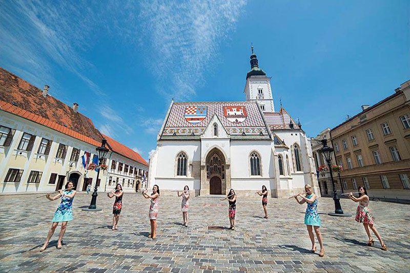 Ne propustite koncert Zagrebačkog ansambla flauta i gostovanje flautista Wila Offermansa