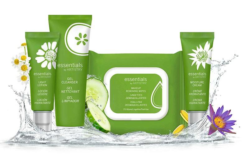 Artistry Essentials linija proizvoda - učinkovita njega za sve tipove kože
