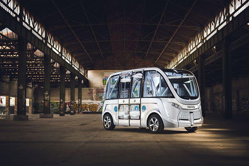 U Beč stiže tehnološka inovacija - autobusi bez vozača