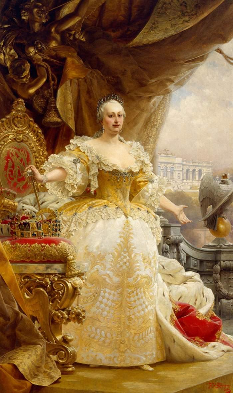Beč u znaku Marije Terezije - majke, carice, reformatorice