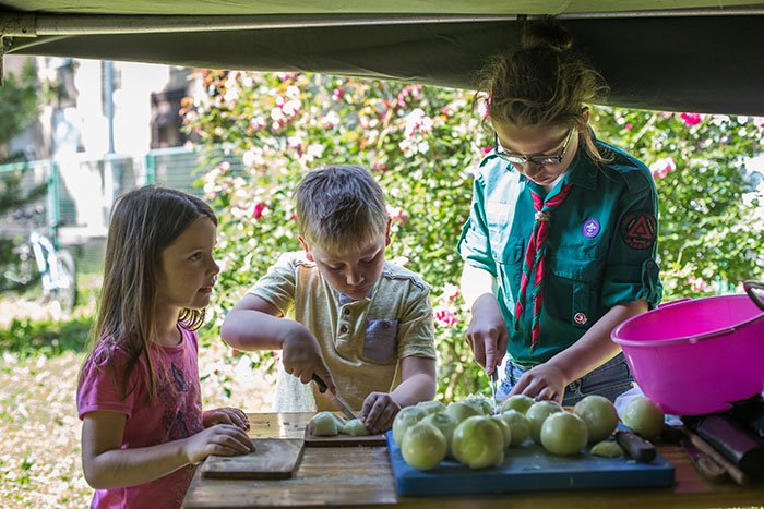Obilježen Food Revolution dan - veliki i mali chefovi pripremali ukusne zdrave obroke