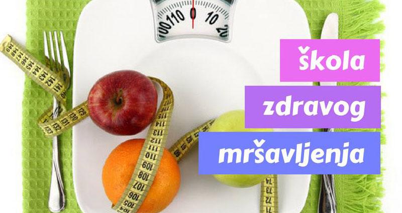 Škola zdravog mršavljenja - provjeren recept za gubitak kilograma
