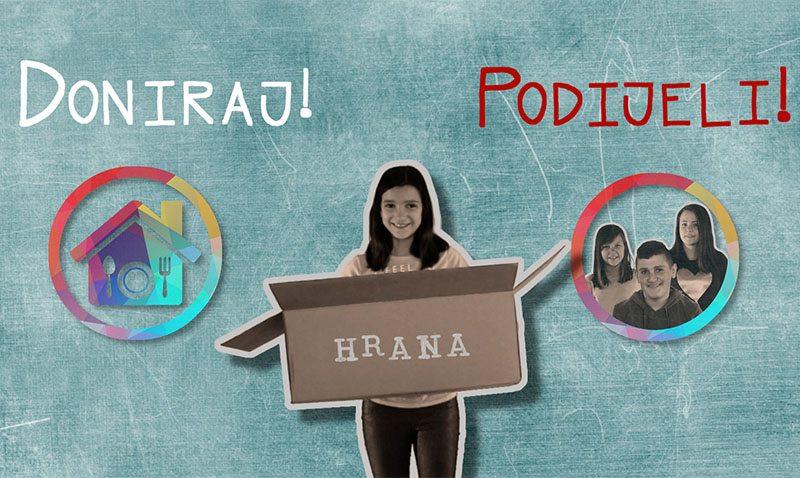 Tanjur pun dobrote - odgovor hrvatskih učenika na problem bacanja hrane