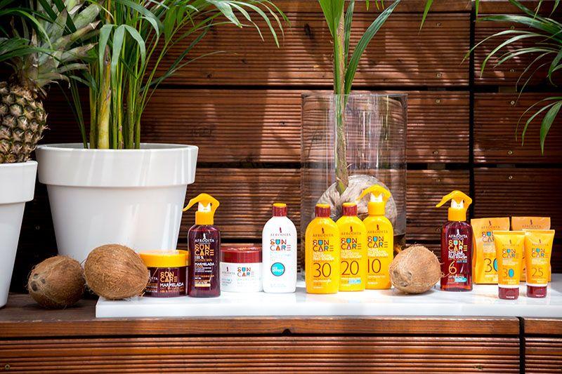 Kozmetika Afrodita - nezaboravno ljeto uz miris kokosa
