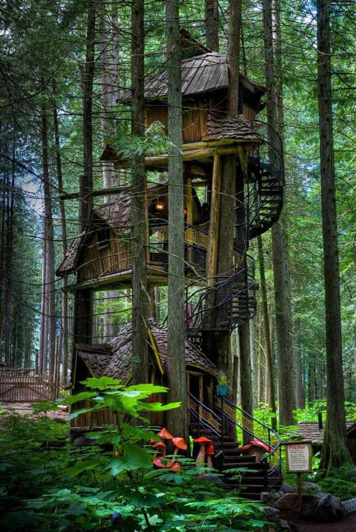 Obožavate kućice na drveću? Izdvojili smo 15 najljepših