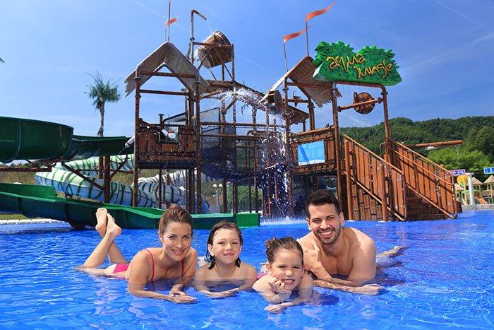 Ljetni odmor po mjeri cijele obitelji – u Termama Olimia!